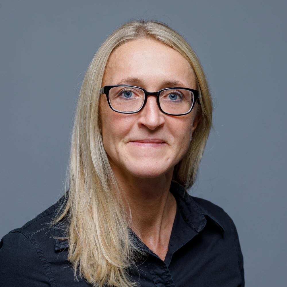 Yvonne Arnold, Treuhänderin mit eidg. FA, Mehrwertsteuerexpertin FH