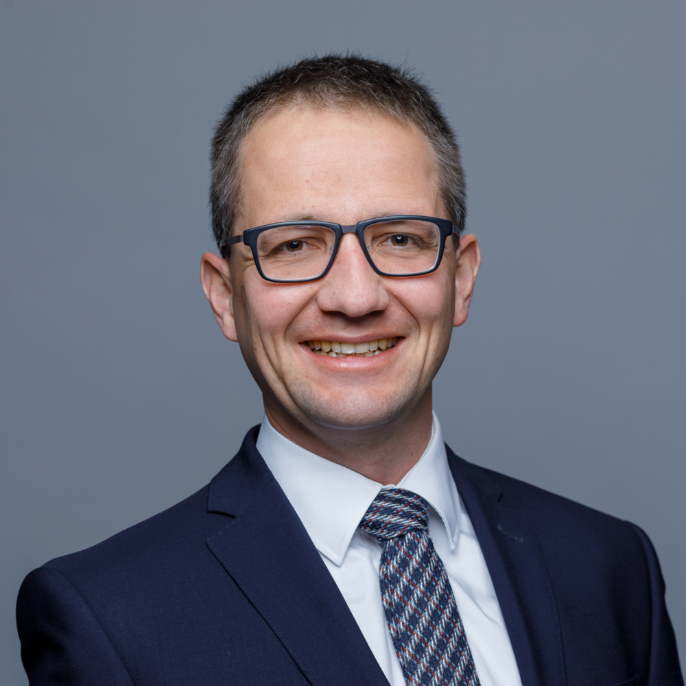 Porträt von Reto Büeler