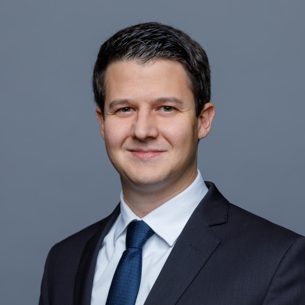 Dario Bürgi, Treuhänder mit eidg. FA