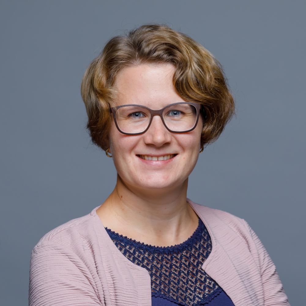 Edith Gisler, Fachfrau Finanz- und Rechnungswesen mit eidg. FA
