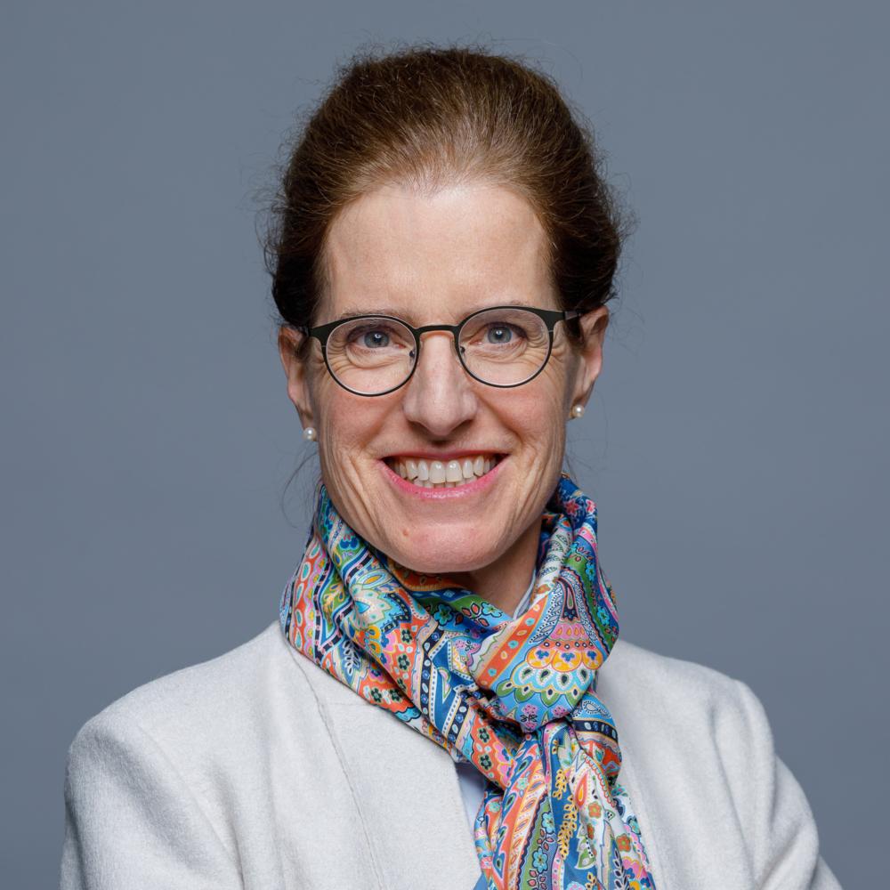 Catherine Glutz von Blotzheim, lic. iur. utr., Rechtsanwältin, Partnerin