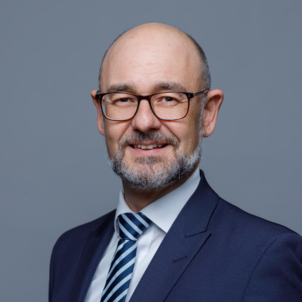 Ralph Gwerder, dipl. Wirtschaftsprüfer, zugelassener Revisionsexperte, Partner