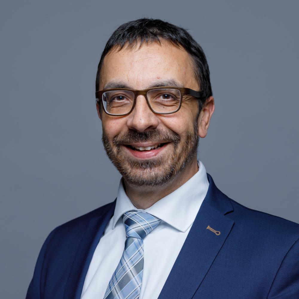 Thomas Sicher, lic. oec. HSG, dipl. Wirtschaftsprüfer, zugelassener Revisionsexperte, Partner