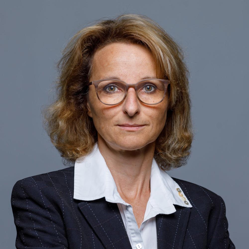 Sonja Müller, Fachfrau Finanz- und Rechnungswesen mit eidg. FA
